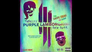 Skrillex & Rick Ross - Purple Lamborghini (Clean Version)