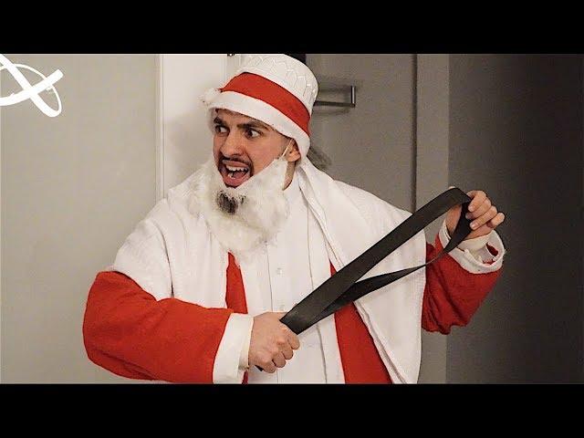Der Arabische Weihnachtsmann ⎮ Younes jones