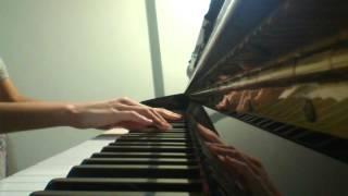 楊宗緯 - 想對你說 (Piano cover)