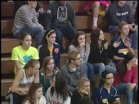 Port Huron Northern High School Vs Marysville Basketball December 3, 2013