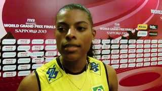 Popular Fernanda Garay & Volleyball videos