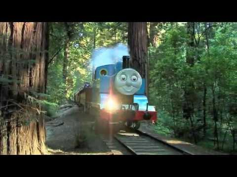 ROARING CAMP RAILROADS :: THOMAS THE TANK ENGINE 2014