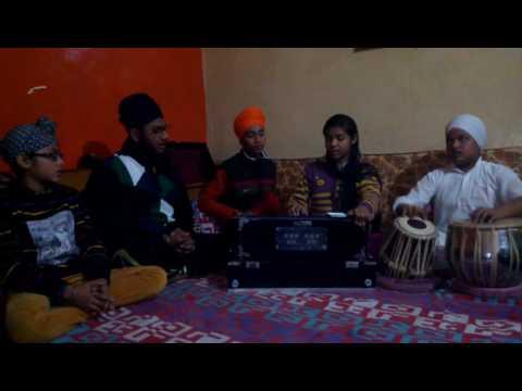 Gurbani Kirtan by Bibi Shagun Kaur  Bhajo Gobind Bool mat jao