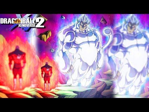 ULTRA INSTINCT GREAT APE! Mastered Ultra Instinct Oozarus Goku | Dragon Ball Xenoverse 2 Mods