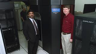 75 second histories: Supercomputing