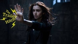 Trailer Hitch - The Mortal Instruments City of Bones (2013)