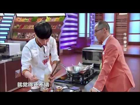 [FULL CUT/ENG] 140820 LAY Jiangsu TV Star Chef