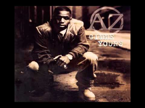 AZ - gimme yours instrumental (Produced by Pete Rock)