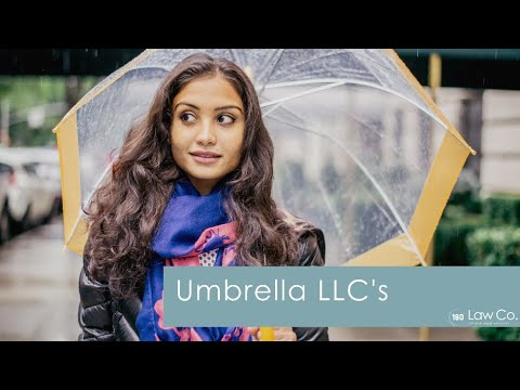 Umbrella LLCs - All Up In Yo' Business