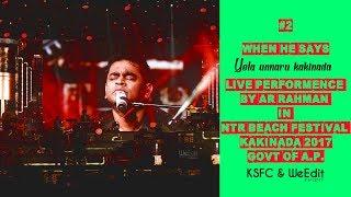 Kakinada kakinada by  Great A.R.Rahman 2017 Beach Festival by WeEdit & kSFC thumbnail