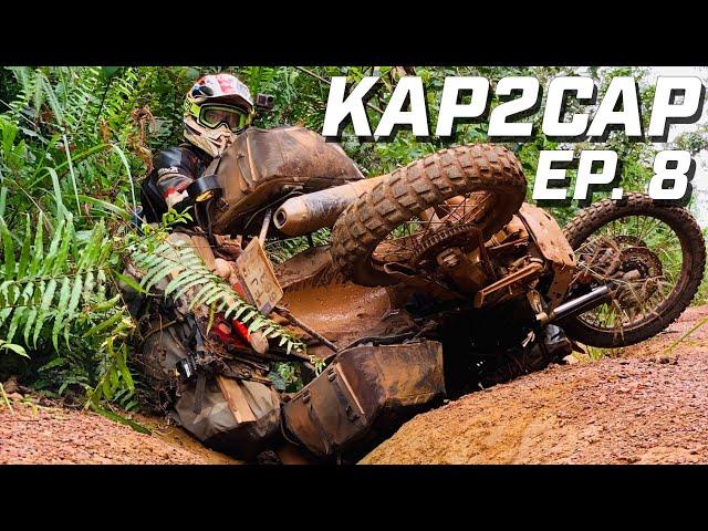 Kap2Cap Ép.8 ► ENG SUBS ► Cameroun/Gabon/Congo ► 26.000 km en Yamaha Ténéré 700