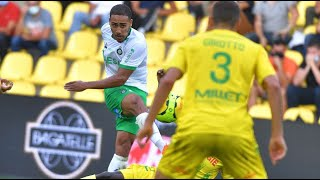 St Etienne Nantes All goals and highlights 03 02 2021 France Ligue 1 League One PES