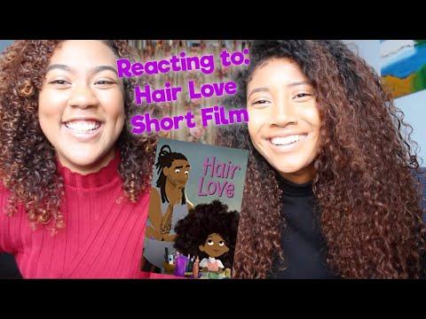 Hair Love Short Film Animation | REACTION