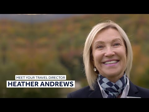 Meet Your Insight Vacations Travel Director Heather Andrews, USA & Canada