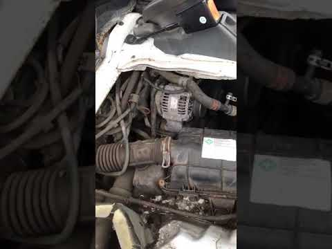 2004 Daihatsu Hijet 1.3L HC-ES Engine Test 39k Mint Condition