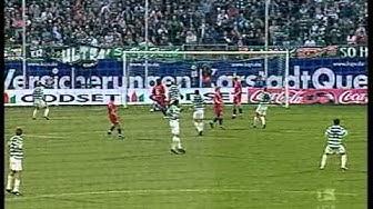 SpVgg Greuther Fürth vs Wacker Burghausen 2004 2005