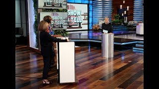 Audience Members Compete (and Fail) in 'TV Show and Tell'