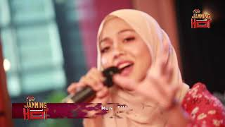 Cover images MUNA SHAHIRAH - TEGUH SETIA ( LIVE ) ( JAMMING HOT )