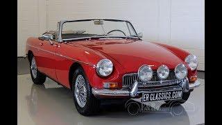 MG MGB Cabriolet 1963 -VIDEO- www.ERclassics.com