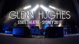 Glenn Hughes rocks the Purple classic 'Sail Away' Live 2017