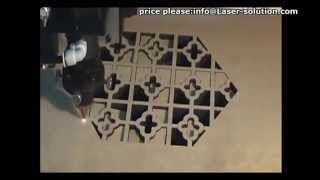 MDF board laser cutter, wood cnc laser cutting machine