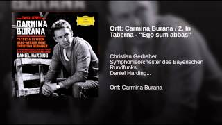 "Orff: Carmina Burana / 2. In Taberna - ""Ego sum abbas"""