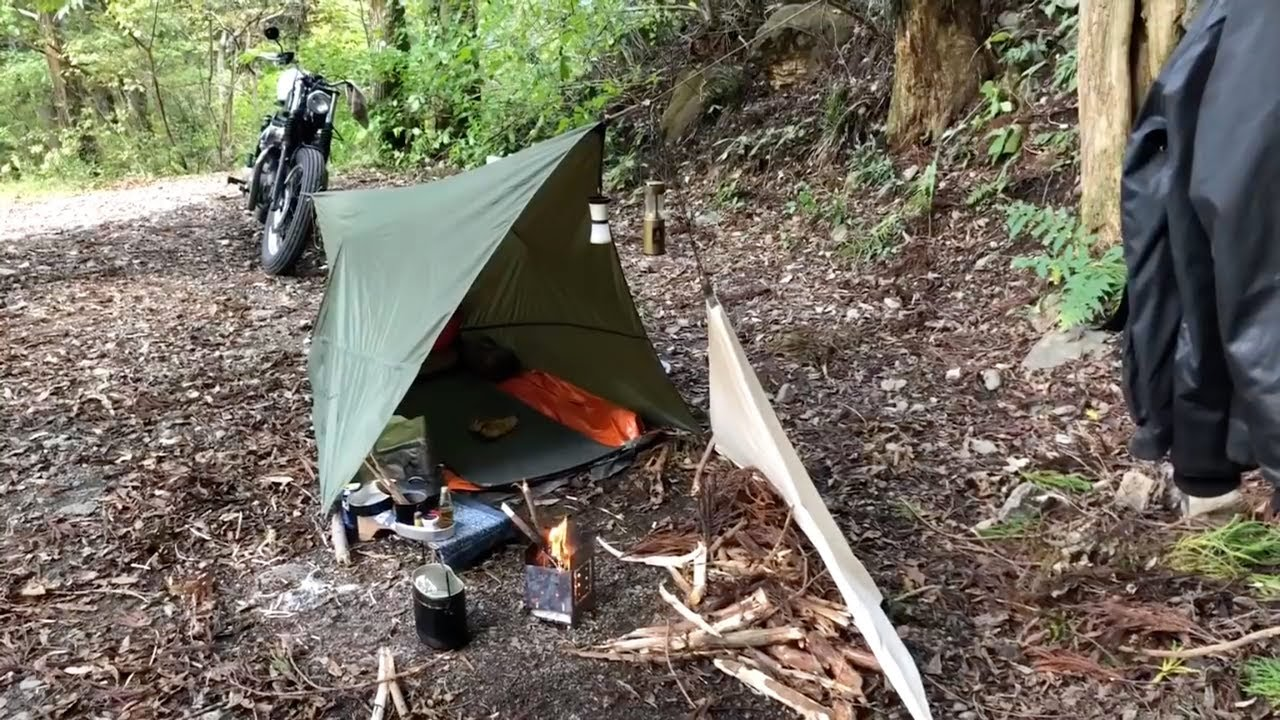 キャンプ ミニマム