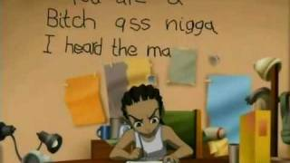The Boondocks A Huey Freeman Christmas ( Rileys Letter to Santa)