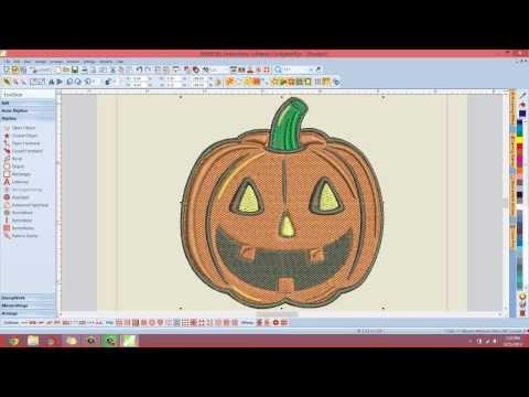 BERNINA V7 DesignerPlus Sneek Peek Corel Draw Clipart