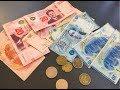 ДЕНЬГИ ТУНИСА! Монеты и Купюры!  #ВЗАГАЛИПОЗАГАЛЯМ