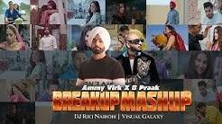 Breakup Mashup 2020   DJ Riki Nairobi   Visual Galaxy   Ammy Virk X B Praak Mashup   Sad Songs