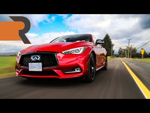 2019 Infiniti Q60S I-Line Red Sport 400 Review | A Look at Japanese Luxury!