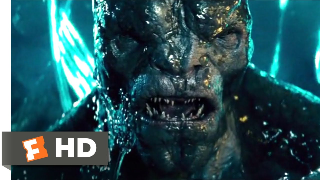Batman V Superman Dawn Of Justice 2016 Your Doomsday Scene 8