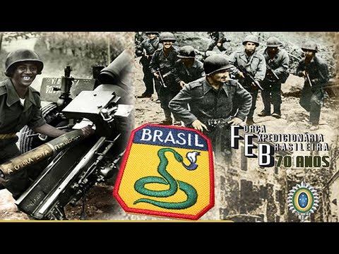 Видео Participação do Brasil na segunda guerra mundial