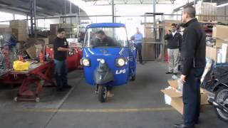Piaggio 200cc - Ape City 200cc