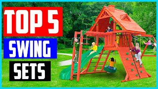 Top 5 Best Swing Sets and Playsets 2020 Reviews