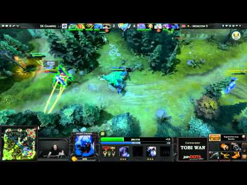 M5 vs SK 4PL Game 2