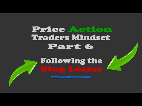 Benefits of Knowing Where Others Place Stop Losses - Price Action Traders Mindset Part 6
