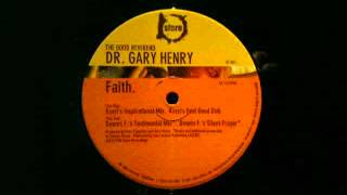 The Good Reverend Dr.Gary Henry.Faith.Dennis Ferrers Silent Prayer.Sfere...