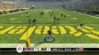 Madden NFL 10 - Sprint 2 Minute Drill