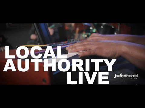 Local Authority Live @jazzrefreshed 12.04.2018