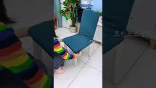 주방 인테리어 식탁용 의자 디자인 커버 (구매좌표는 고…