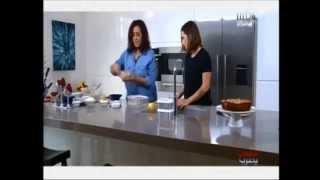 Raspberry & Almond Cake   Baking Butter   كعك التوت واللوز
