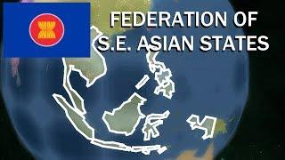 ROBLOX - Aufstieg der Nationen: Gründung der Föderation der asiatischen Staaten
