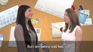 """What does it mean when someone """"gets cold feet'? Watch this program..."""
