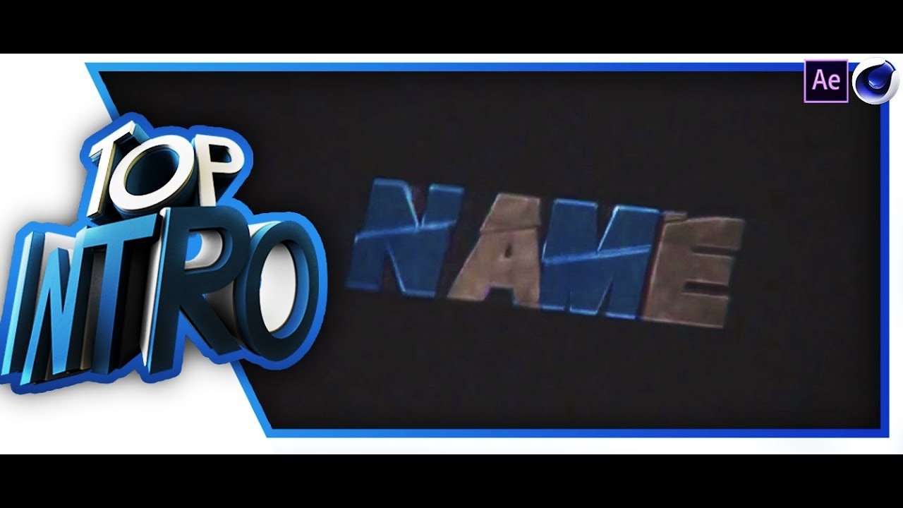 download template after effect cs4 - top 5 intro template 31 cinema4d after effects cs4 free