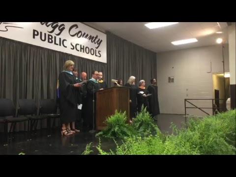 2018 Trigg County High School Graduation