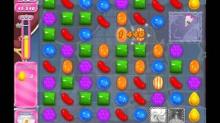 Candy Crush Saga Level 1103 (No booster, 3 Stars)