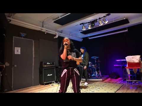 WOLFTYLA + DJ SAIGE REHEARSAL ROLLING LOUD 2018
