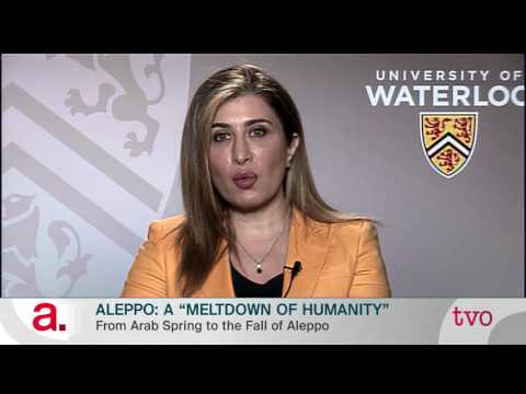 """Aleppo: A """"Meltdown of Humanity"""""""